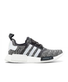 pretty nice a9ce4 b16b1 Chaussure Adidas NMD R1 W Minuit Gris Blanche Milieu Gris BY3035