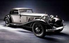 1935 MERCEDES-BENZ 500K CABRIOLET - coachwork by Karosserie Sindelfingen of Stuttgart (Daimler-Benz in-house coachbuilder.)