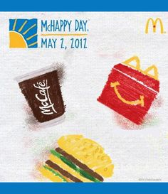 McDonald's McHappy Day Combines CSR Business Values with Fundraising