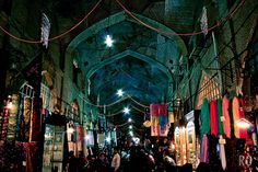 Isfahan grand bazaar - Google Search