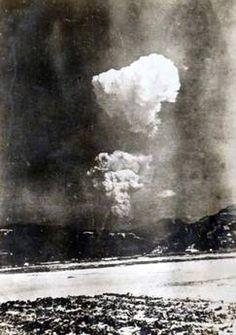 Hiroshima: foto inedita fungo atomico - Top News - ANSA.it