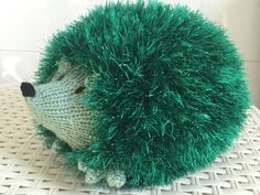 Tinsel Hedgehog Knitting Pattern Free : 1000+ images about KNITS I FANCY on Pinterest Baby ...