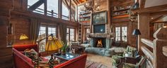 World class luxury ski holiday Chalet Les Lutins in Verbier available to book through Ultimate Luxury Chalets. Fully Catered, Hot Tub, Sauna.