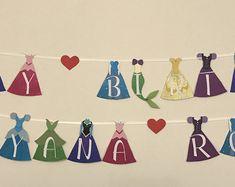 Disney Princess Banner