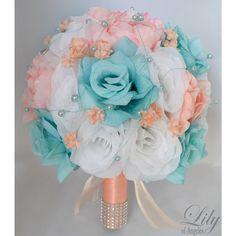 Bride round bouquet