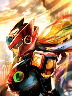 Mega Man Megaman Rockman Zero