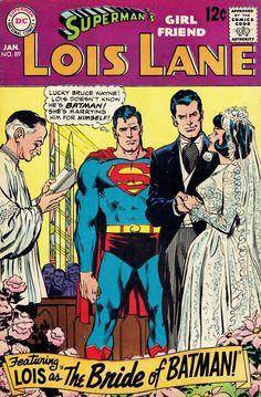 Neal Adams - That Time Lois Lane Married Batman - Lois Lane - Comic Vine