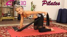 sophie espire pilates - YouTube