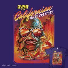 Revenge of the Californian Swamp Creature