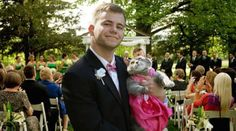 Young Man Takes Perfect Date to the Prom, His Kitty ! - We Love Cats and Kittens