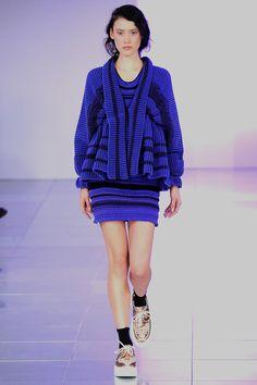 Mark Fast @ London Fashion Week. Fall 2014