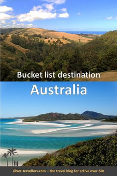 Most people know Australia thanks to its kangaroos and koala bears, Ayers Rock (Uluru), the beaches, the 'Outback', and cities like Sydney and Melbourne. But there's definitely more!
