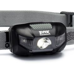 Firefly LED Headlamp - 115 Max Lumens, Super Wide Angle Beam. Waterproof Design with Red Night Vision and CREE LEDs. Energizer Batteries Included ** Read more  at the image link.