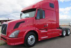 2012 VOLVO VNL64T670 - Conventional Sleeper Truck in Columbus #volvotrucks #volvo #trucksforsale
