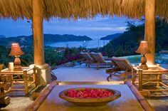 A lovely little villa in Costa Rica