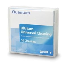 Tape LTO Ultrium-1 2 3 4 & 5 Clng Ctdg 50 pass Universal by Quantum. $109.32. Tape LTO Ultrium-1 2 3 4 & 5 Clng Ctdg 50 pass Universal
