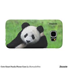 Cute Giant Panda Phone Case Samsung Galaxy S6 Cases