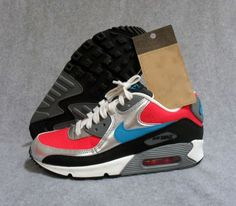 Trendy Womens Sneakers 2017/ 2018 : Nike Air Max 90 WMNS  Hyper Red / Neo Turquoise