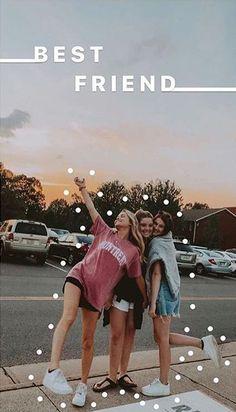 - Source by svenjahuemmer - ideas creative diy crafts Friends Instagram, Creative Instagram Stories, Instagram And Snapchat, Instagram Story Ideas, Instagram Photo Editing, Instagram Feed, Cute Friend Pictures, Best Friend Pictures, Fun Photo