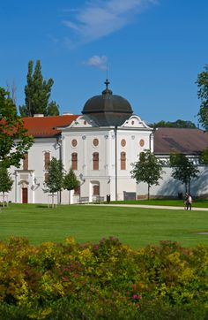 Gödöllö - Károlyi kastély, színház épülete - Hungary