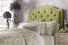 Bassett Furniture : Custom Bed - American Made
