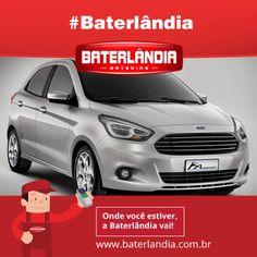 Segundo o Inmetro , com etanol, o novo Ford Ka tem consumo médio de 8,9 km/l na cidade e 10,4 km/l na estrada. Gostaram dessa novidade da Ford?? #Baterlândia