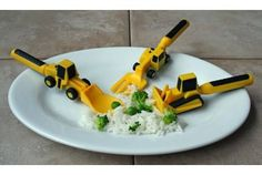 Construction Utensils - Adorable!