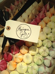 Meringue Girls #GlassyTreats