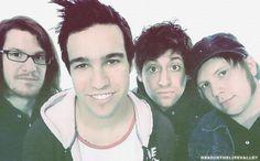 Fall Out Boy<3<3 awwh