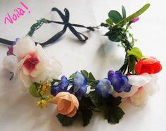 DIY Crown DIY Floral Crown DIY Crown