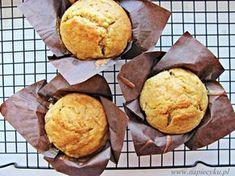 InneBabeczki owsiane na kefirze z owocamiSzybki chlebek bananowo-czekoladowyLekkie ciasto drożdżowe, wyrabiane łyżką