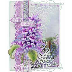 Heartfelt Creations - Hideaway Lilac Cottage Project