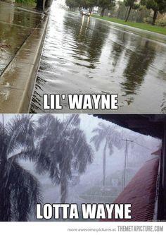 Lil Wayne…