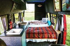 Nice photo from inside the van, made bed, kettle on. . . . #livingthedream #campervanbuuren #vanlife #campervan #campervanlife #camperlife #outdoorliving #lifeontheroad #camping #mobilehome #vanlifers #campervanvibes #vanlifeuk #wanderlust #homeiswhereyouparkit #travel #vanlifeeurope #vanlifeproject #homeonwheels #vanliving #vanlifeexplorers #vancrush #vanlifediaries