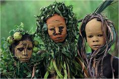 Atrapados por la imagen: La historia en imágenes - África.