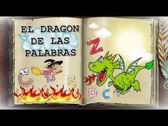 El Dragón de las Palabras (cuentos para niños pequeños) - YouTube Youtube, Videos, Castles, Short Stories, Dragons, Words, Youtubers, Video Clip
