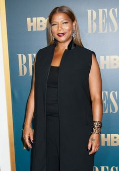 Queen Latifah wrote 'Queen of the Scene' and several others
