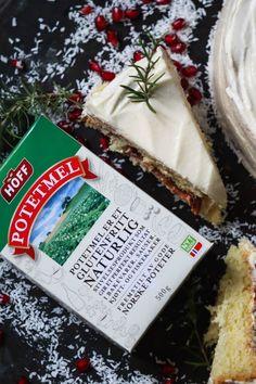 Luftig sukkerbrød med sjokolade og kremostglasur - Ida Gran Jansen Bread, Baking, Food, Brot, Bakken, Essen, Meals, Breads, Backen
