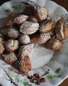 Cardamom Fried Cakes - http://www.sweetpaulmag.com/food/cardamom-fried-cakes #sweetpaul