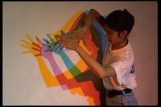 llum i filtres de colors