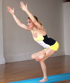 hip-opening yoga sequence
