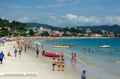 Praia de Bombinhas, Bombinhas (SC)