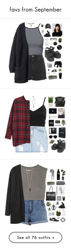 """""""favs from September"""" by amy-lopez-cxxi ❤ liked on Polyvore featuring Estradeur, Topshop, Dr. Martens, Wedgwood, The Elephant Family, Carriere, Oly, J.Crew, LEXON and Salvatore Ferragamo"""