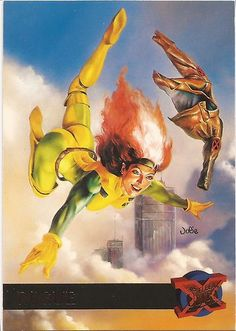 ROGUE by Julie Bell, fantasy art, julie and boris vallejo, cool first pic of rogue ive seen! Comic Book Characters, Marvel Characters, Comic Character, Comic Books Art, Comic Art, Fictional Characters, Marvel Comic Universe, Marvel Comics Art, Marvel Heroes