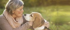 Learn how pets help seniors and improve their lives.