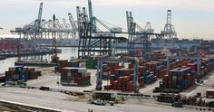 West Coast ports to keep moving acres of cargo, despite expiration of dockworkers' contract (Discussed in episode 19 of the Pop Fashion podcast)
