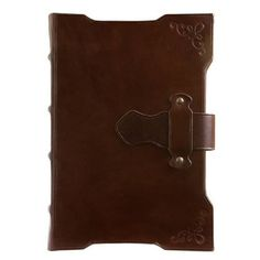 "Added to my wish list!     Franciscan Genuine Italian Leather Journal with Latch Closure, Lined, Gift Boxed, 6x8"" by Italian Leather Journals. $99.99"