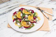 4 platos frescos para los días de calor  Foto:Carolina Eiras. Producción de Sofía Di Nunzio