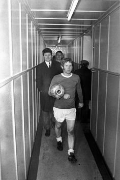Evertons Alan Ball marches back to the home dressing room with the Football League Championship trophy under his arm cm) Fine Art Print Framed, Poster, Canvas Prints, Puzzles, Photo Gifts and Wall Art Team 2, Everton Fc, West Bromwich, Professional Football, Poster Size Prints, Division, Photo Mugs, Dressing Room, Soccer