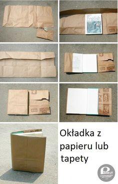 okładka na zeszyt / podręcznik
